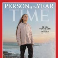 Time, è Greta Thunberg è la persona dell'anno