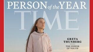 """Greta Thunberg scelta come persona dell'anno da TimeE venerdì è attesa a Torino: """"Sarò in piazza Castello"""""""