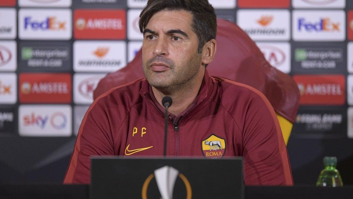 """Roma, Fonseca: """"Ne cambio 4-5, ho fiducia in tutti"""""""