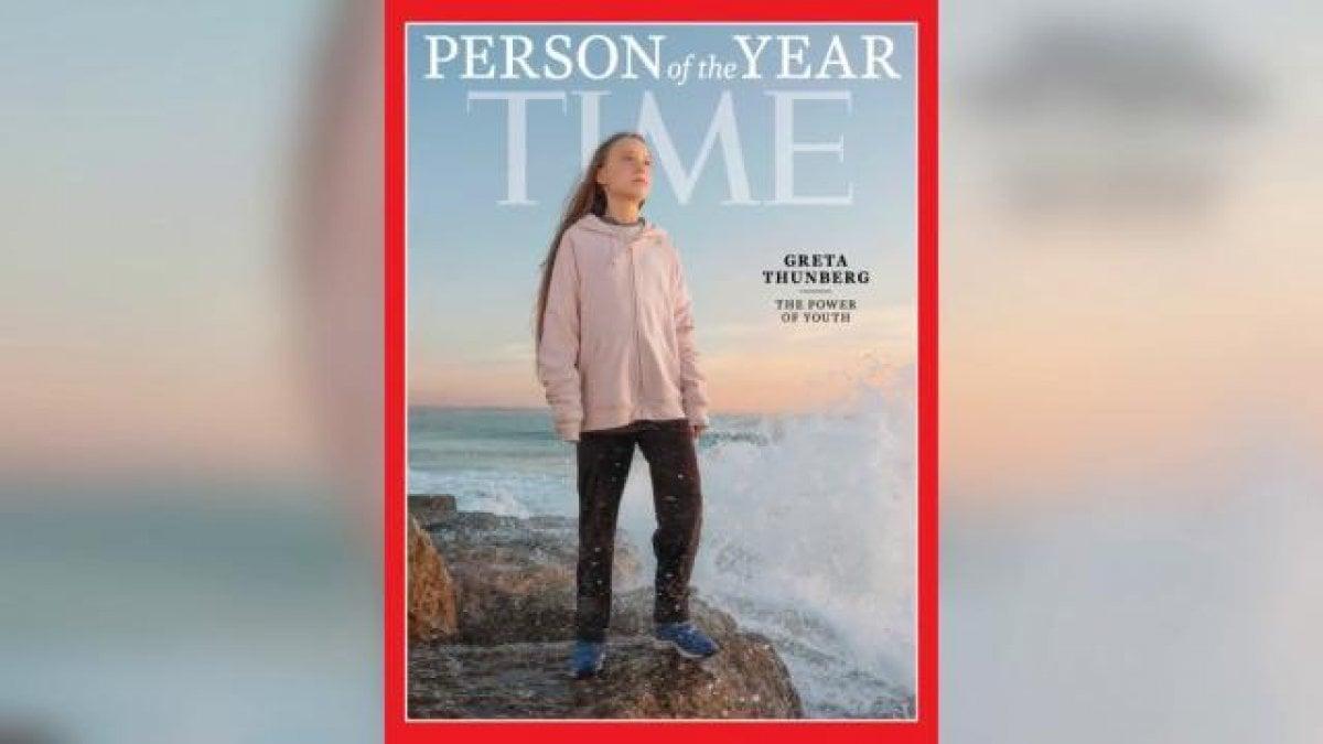 """Greta Thunberg è """"Persona dell'Anno"""" di Time 2019"""