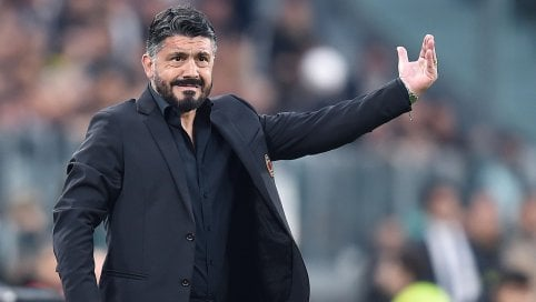 """Gattuso: """"Facile dire sì al Napoli. Ancelotti come un padre: spero di fare il 10% di quello che ha fatto lui in carriera"""""""