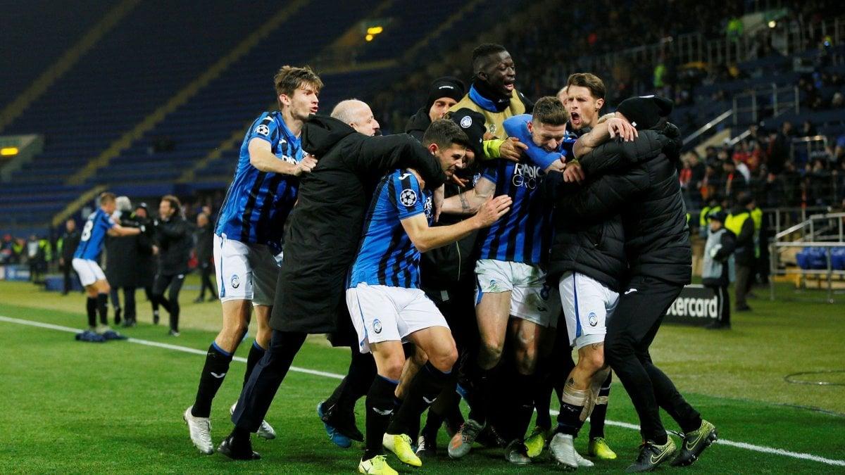 Shakhtar-Atalanta 0-3: Castagne, Pasalic e Gosens portano i nerazzurri nella storia