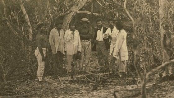 Ermanno Stradelli, l'esploratore dimenticato dall'Italia che fotografò per primo gli indios dell'Amazzonia