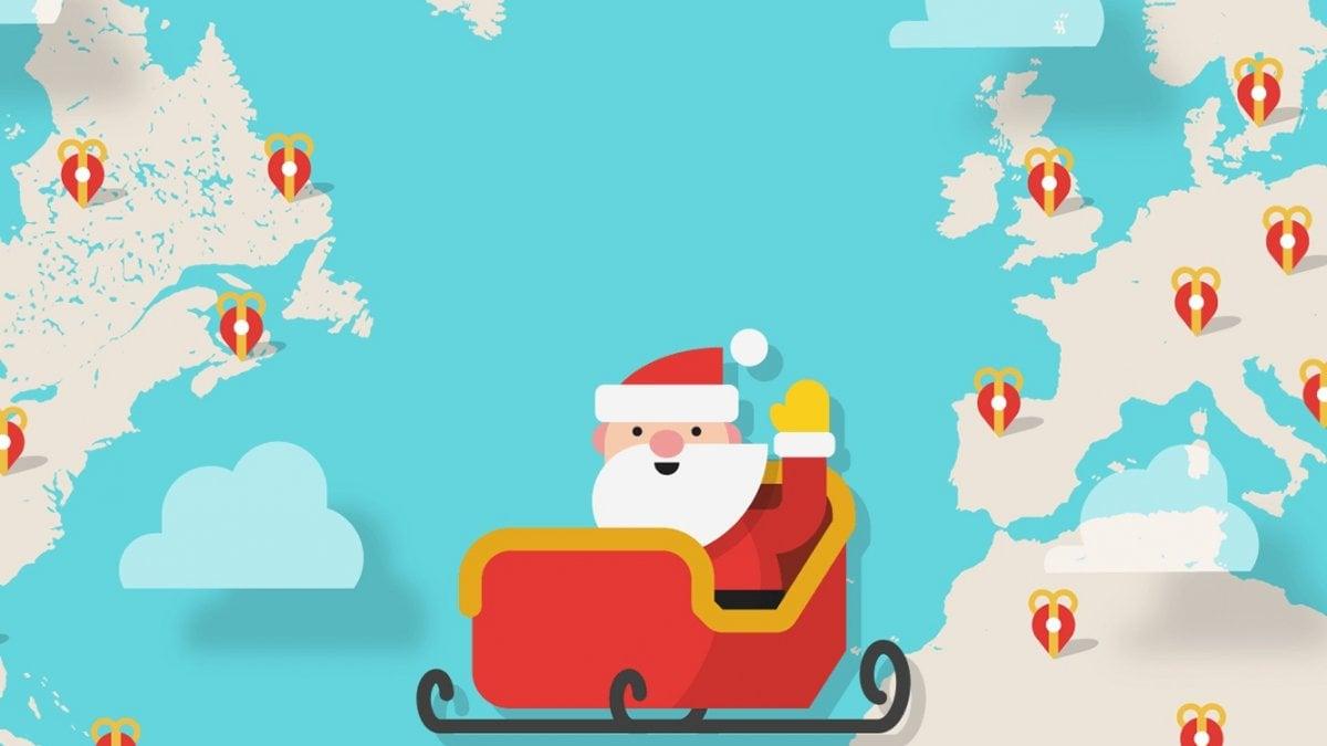 Esiste Babbo Natale Si O No.Cosi Tanti Bambini Scoprono Su Google Che Babbo Natale Non Esiste La Repubblica