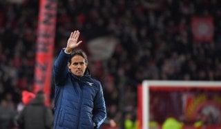 """Lazio, Inzaghi: """"Dispiace, ma dobbiamo guardare avanti"""""""