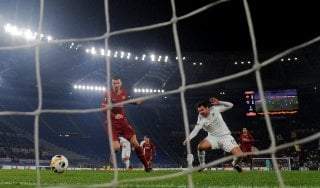 Roma-Wolfsberg 2-2, Perotti e Dzeko gol, i giallorossi vanno ai sedicesimi da secondi