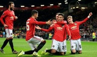 Europa League, per la Roma c'è il rischio United. Inter: Eintracht da evitare