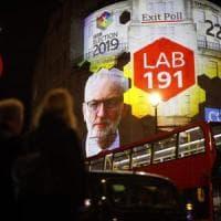 """Collasso dei laburisti, è processo a Corbyn: """"Non guiderò il partito in altre elezioni"""""""