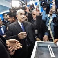 Algeria, eletto il nuovo presidente: l'ex primo ministro Tebboune