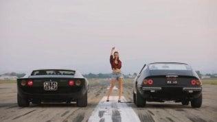 Ferrari Daytona e Lamborghini Miura, la sfida del secolo