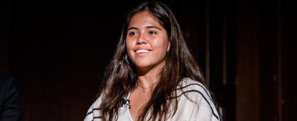 """Xiye Bastida, la """"Greta"""" di New York: """"Non serve un vertice soltanto per giovani"""""""