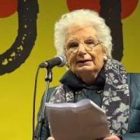 Liliana Segre, da Fico e Casellati sì alla candidatura al Nobel per la pace