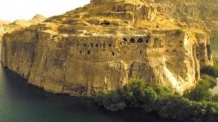 Turchia, la Perla dell'Eufrate: città sommersa di epoca romana