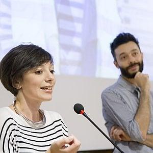 Valentina Di Francesco e Stefano Frattini presentano Human Legacy in Urban Center a Milano