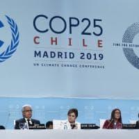 Cop25, rimandato il nodo delle emissioni: fallita la conferenza di Madrid. L'Onu:...