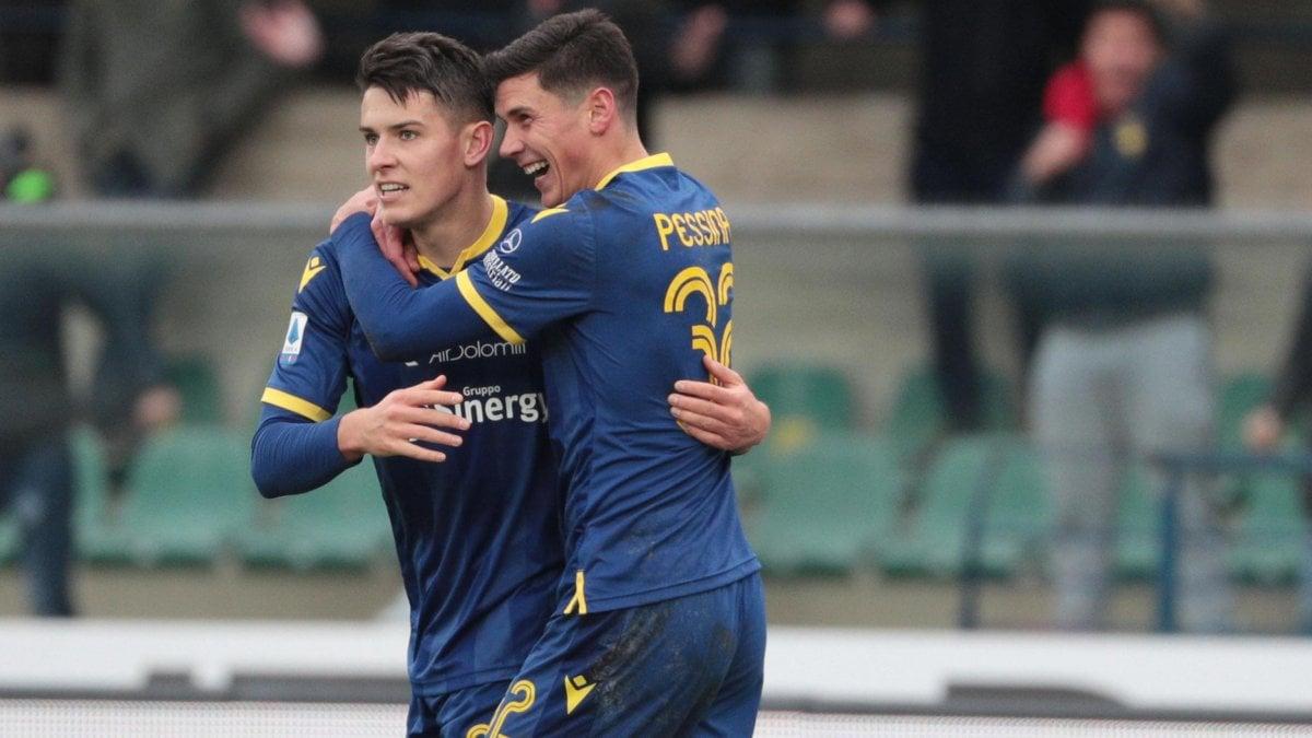 Verona, che rimonta: da 0-3 a 3-3 con il Torino