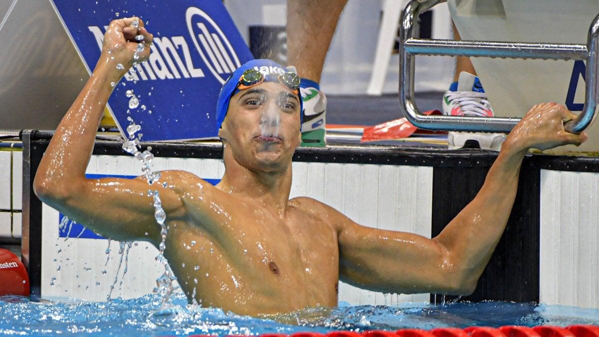 Nuoto paralimpico, record del mondo per Simone Barlaam al Meeting internazionale di Brescia