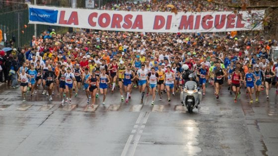 """""""Racconta la tua Miguel"""": un concorso letterario sulla storica 10 Km"""