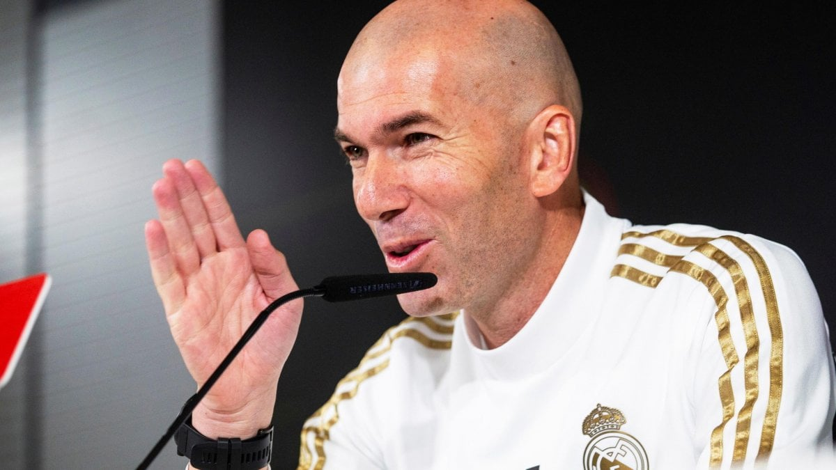 "Barcellona-Real Madrid, Zidane: ""Gara come le altre"". Messi ..."