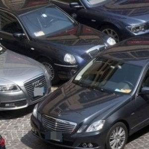 Auto Blu, in Italia sono 33.527