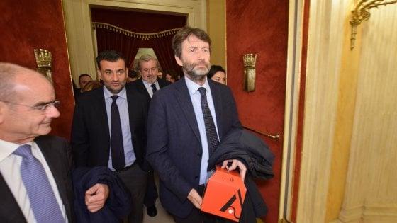 Governo, Bellanova e Franceschini bloccano il varo del decreto innovazione