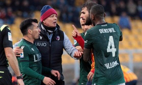 Lecce-Bologna 2-3: Orsolini trascina i rossoblù, ai pugliesi non basta un gran finale