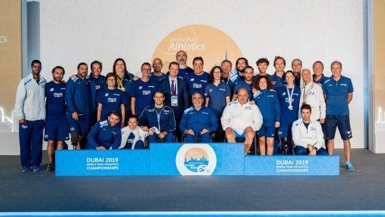 Un 2020 da urlo: definito il calendario per l'atletica leggera paralimpica