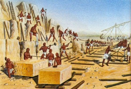 Dai super umani del Neolitico nasce l'architettura dei ciclopi