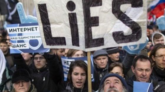 """182554706 4f22ea03 a8bf 468e 97b3 d94180d0b8ce - Mosca contro i social mette il freno a Twitter: """"Non rispetta le regole"""""""