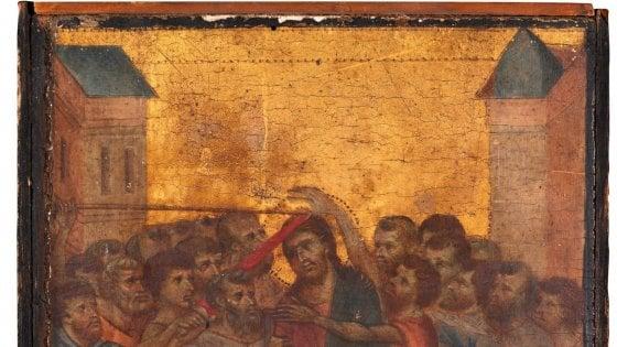 """L'opera di Cimabue da 24 mln di euro trovata in cucina, resta in Francia: """"Divieto di esportazione, è tesoro nazionale"""""""