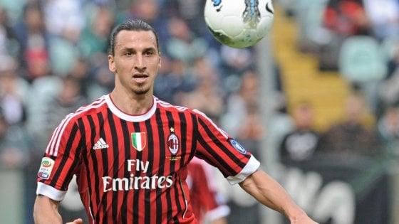 Ufficiale, Ibrahimovic torna al Milan: ''Cambieremo il corso della stagione''
