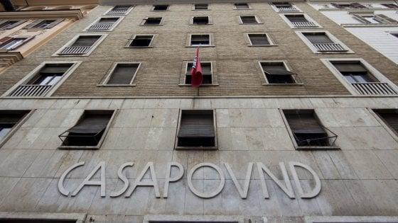 """Facebook contro la riapertura della pagina Casapound: """"Non vogliamo che utilizzino i nostri servizi"""""""