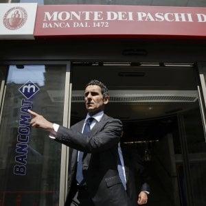 Marco Morelli, ad di Mps