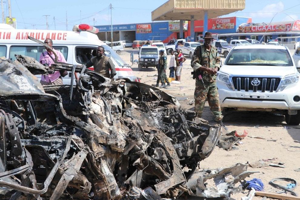 Somalia, attentato suicida: massacro a Mogadiscio