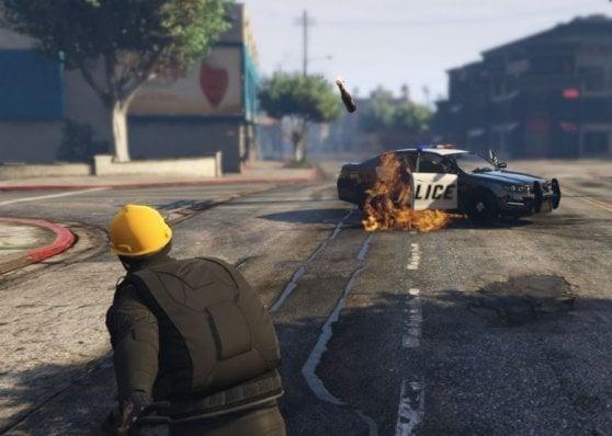 "La protesta di Hong Kong si sposta per le strade virtuali di Grand Theft Auto: ""Una guerra senza regole"""
