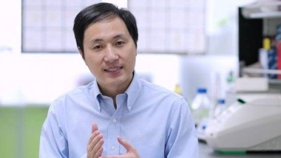 Cina, condannato lo scienziato delle gemelle con DNA modificato
