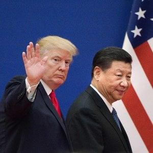 Trump: Il 15 gennaio la firma dell'accordo con la Cina