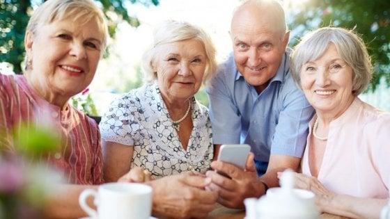 """""""La chiave per la longevità? Innamorarsi dopo i 65 anni"""""""