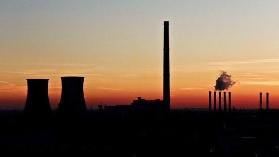 Stati Uniti. in calo le emissioni di CO2 da carbone: -2,2%