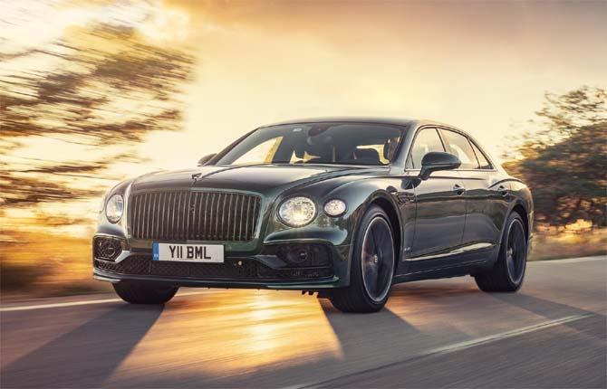 Bentley, la più amata