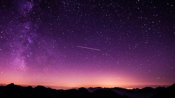 Nel cielo di gennaio la prima pioggia di stelle cadenti dell'anno
