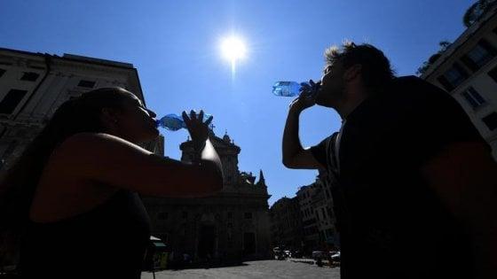 Clima, Unimore (Modena): il 2019 l'anno più caldo del decennio