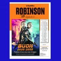 Buon 2020/2050: Robinson vi porta nel futuro