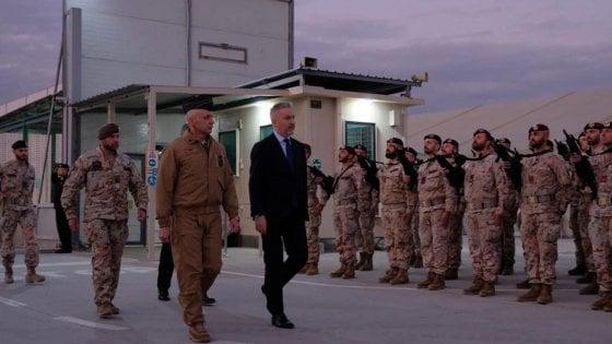 Dall'Iraq al Libano: i rischi per i militari italiani dopo l'uccisione di Soleimani
