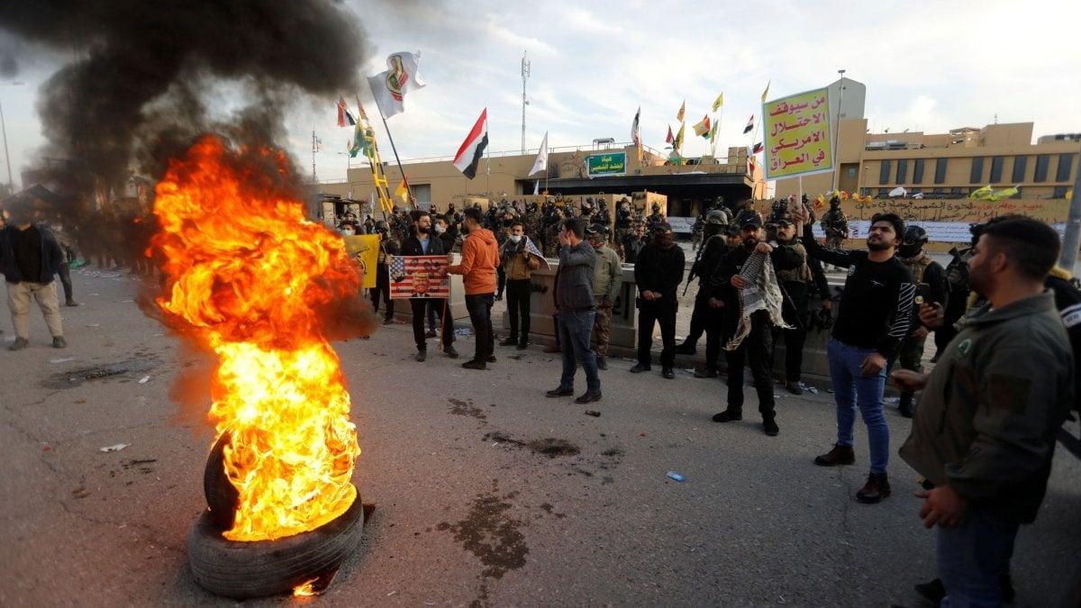 Bagdad, nuovo raid aereo Usa: ucciso un comandante delle milizie filo-Iran