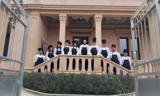 Calabria: la fiaba (vera) di una scuola gratuita per cuochi