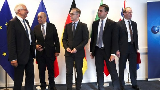 """Libia, vertice straordinario a Bruxelles. Borrell: """"Dobbiamo parlare con tutti"""". Serraj cerca di riprendere Sirte"""