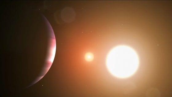 Come Tatooine, un mondo con due soli scoperto dal telescopio Tess della Nasa