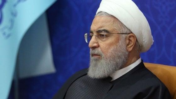 """Iran, Rouhani: """"Vi taglieremo le gambe"""". Media: americani salvi perché avvertiti prima"""