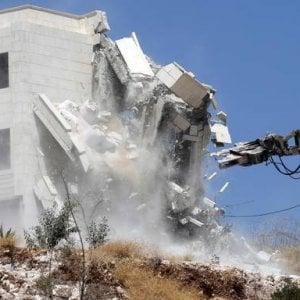 Israele, nel 2019 demolite 169 case palestinesi, senza casa 328 palestinesi, dei quali 182 minorenni